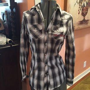 Harley Davidson Shirt Size XS